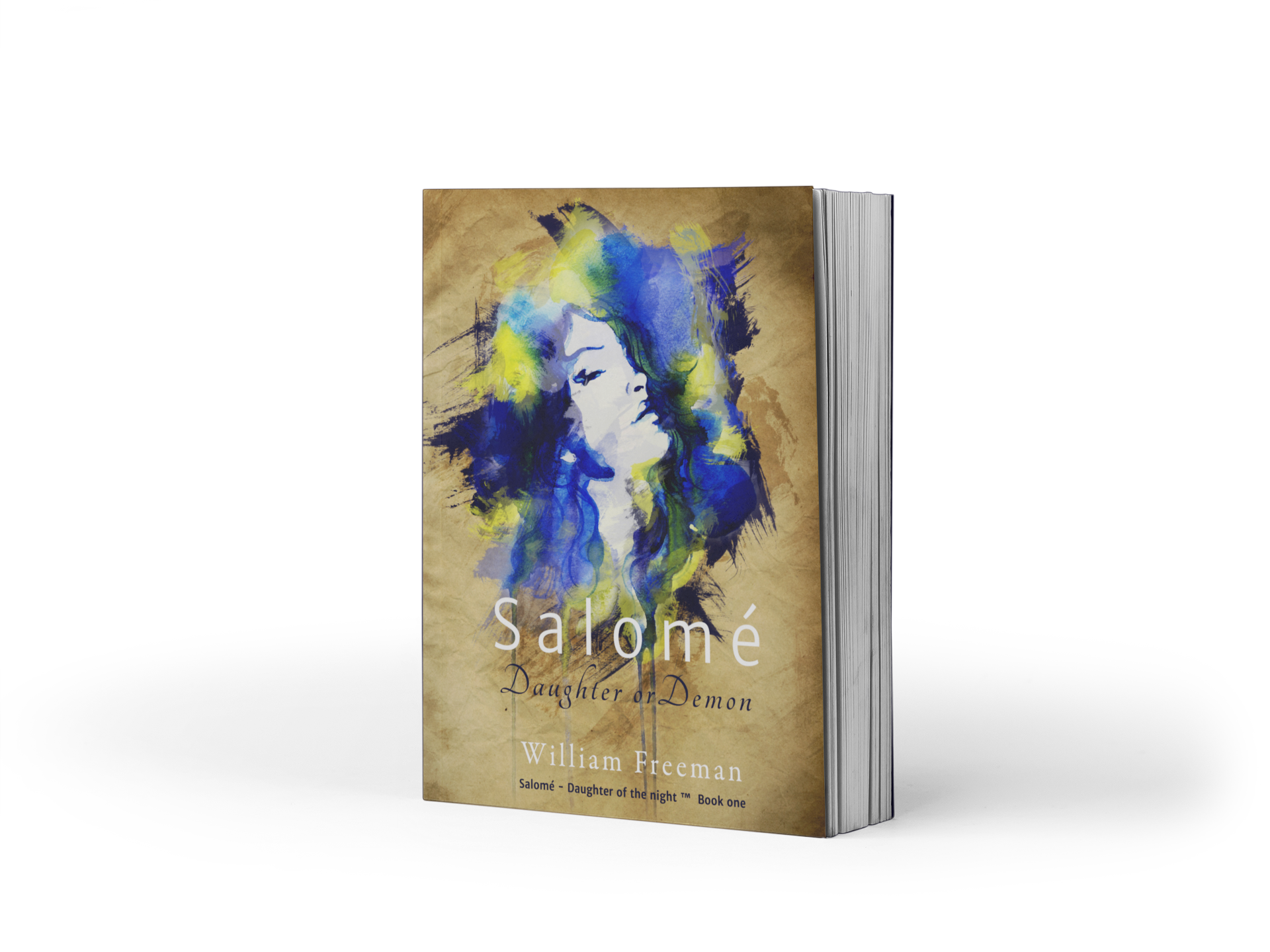 Salomé _- _Daughter_or _Demon_book_standing_upright